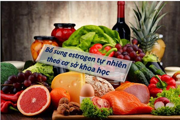 Bổ sung estrogen tự nhiên từ thực phẩm 1