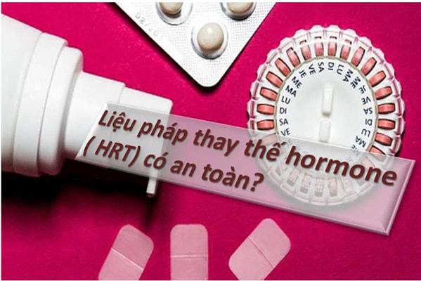 Liệu pháp thay thế hormone 1