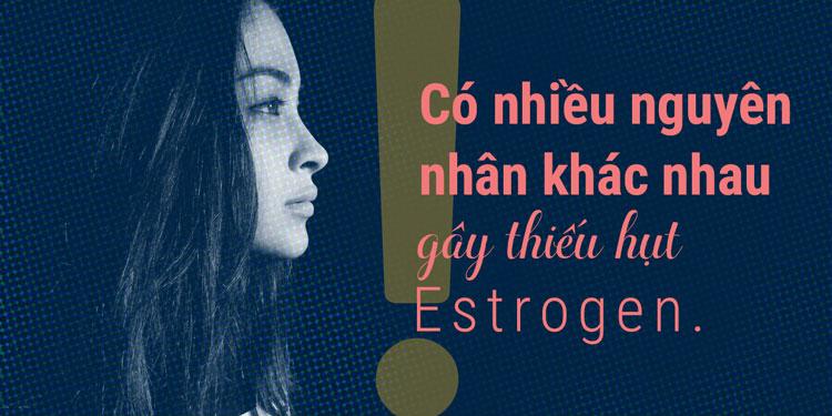Vậy, tôi bổ sung estrogen bằng cách nào mới an toàn? 1
