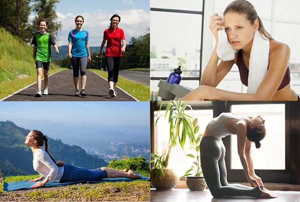 Tập thể dục và yoga 1