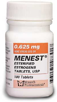 Thuốc chỉ có estrogen 1