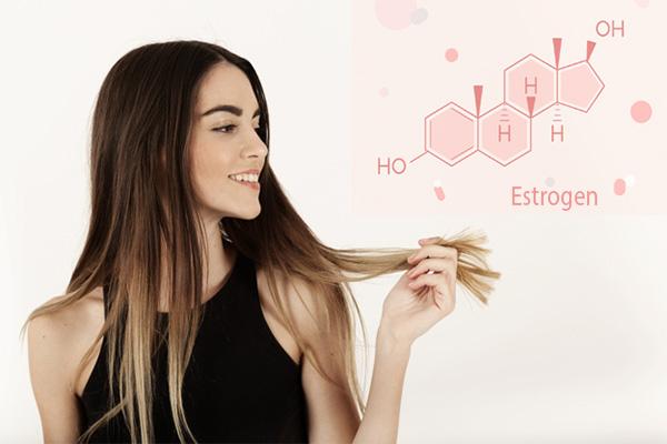 Giải pháp cho Estrogen thấp và rụng tóc 1